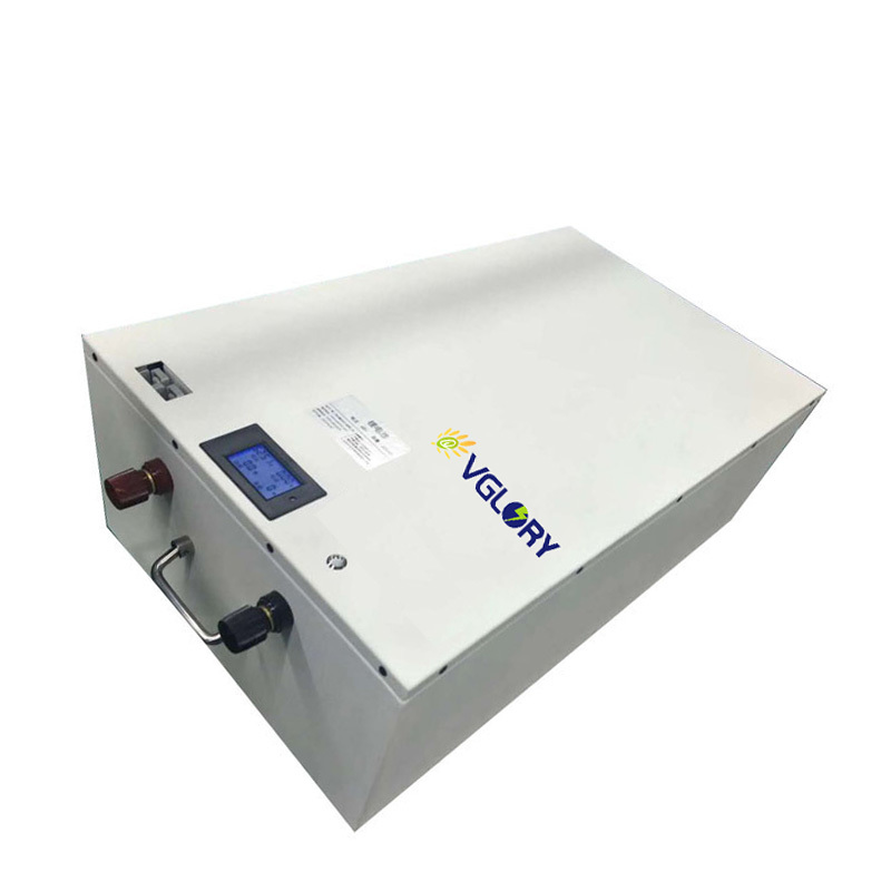 Wholesale China Powerful Performance battery lithium ion solar 24v 100ah
