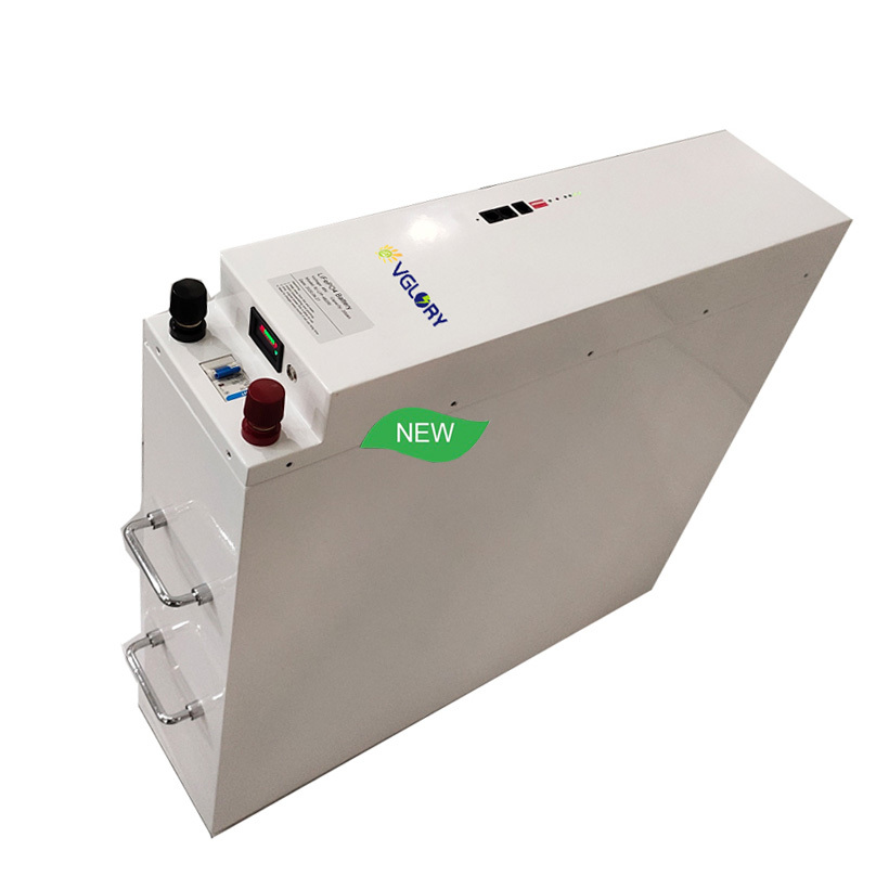 Intelligent BMS Protection 24v 100ah home battery energy storage system