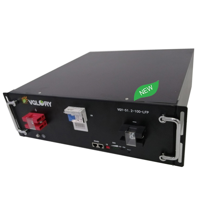 Stable BMS system longlife 24v 100ah solar battery storage lithium