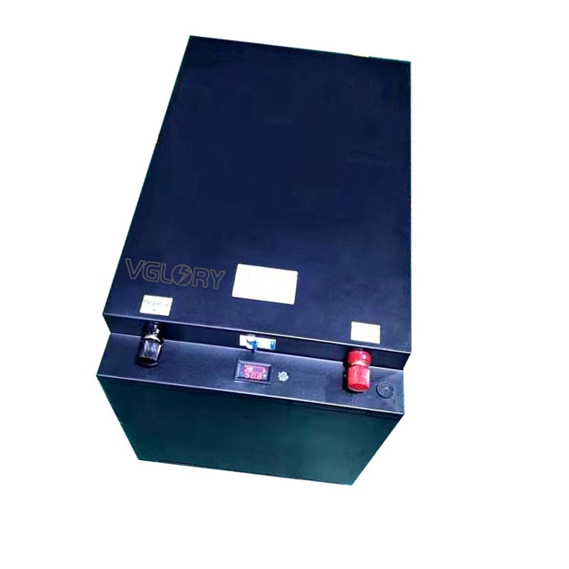 maintenance free long life deep cycle battery lithium 24v
