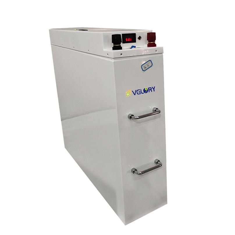 ShenZhen Factory Maintenance Free portable power supply lithium battery solar batter 24v 180ah