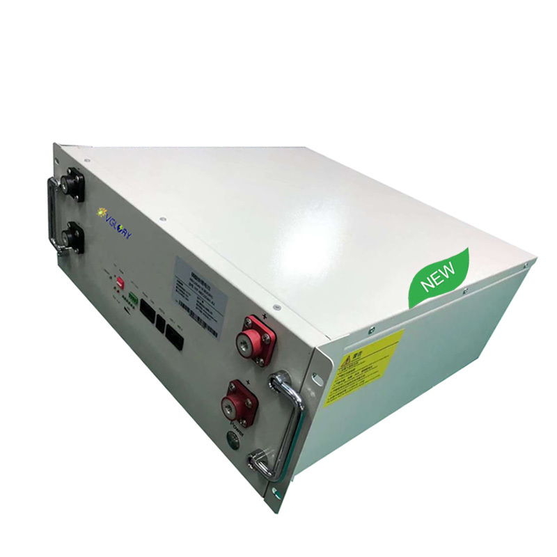 High capacity density rc 24v 100ah lithium battery for off-grid power system