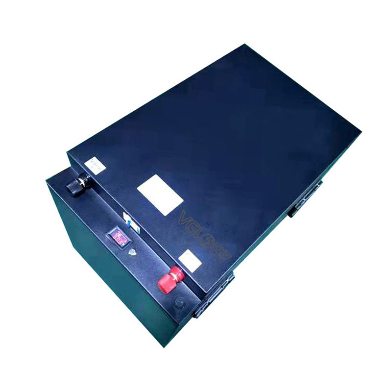 Super lightweight non memory compacted 24v 100ah solar energy storage battery