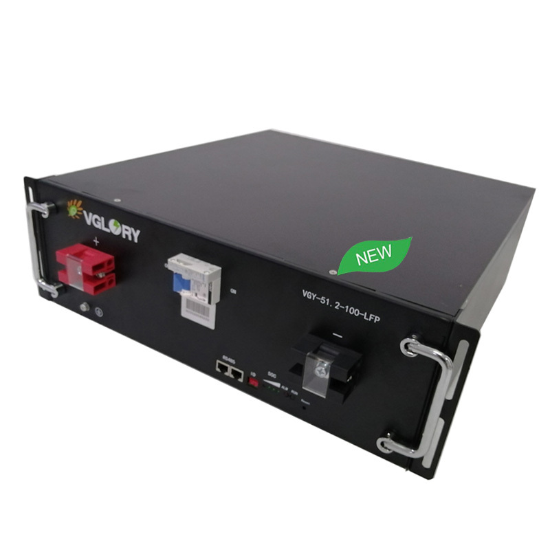 Super lightweight Compact size high density 24v 100ah solar storage battery