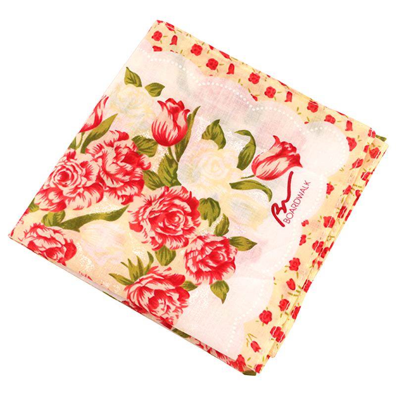 100% soft digital printed custom tea towel