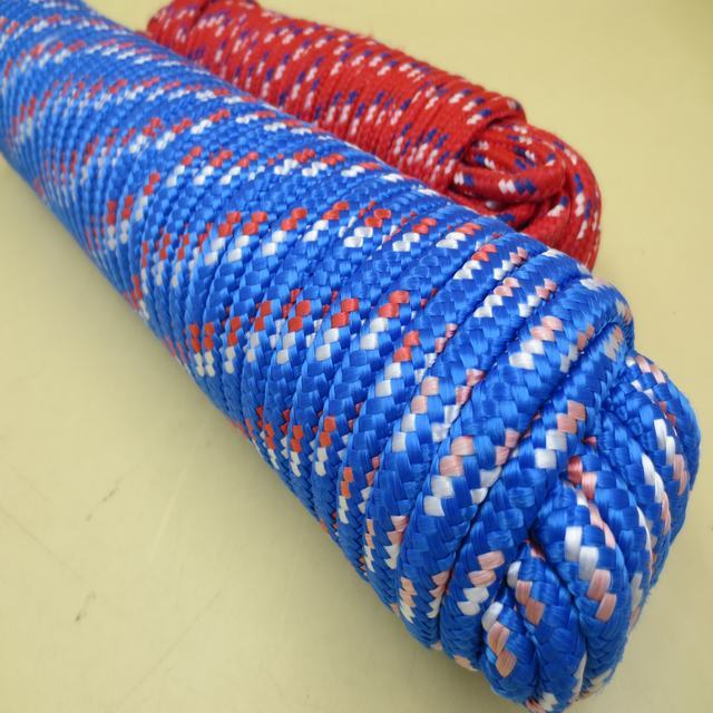 100% Polyester material horse halter and lead rope