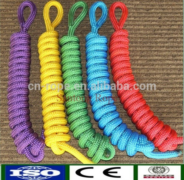China premium pp Material horse halter and lead rope