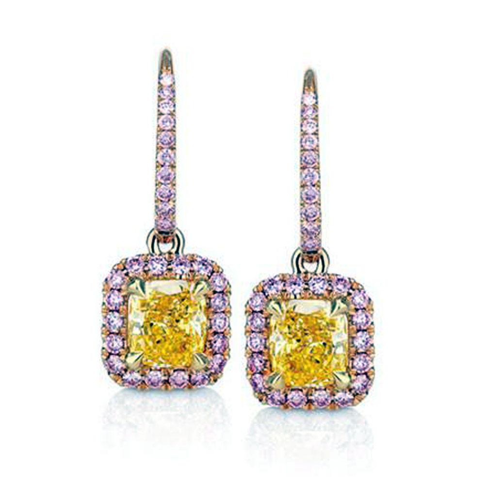 Decent cube shape silver women accessories ear ring
