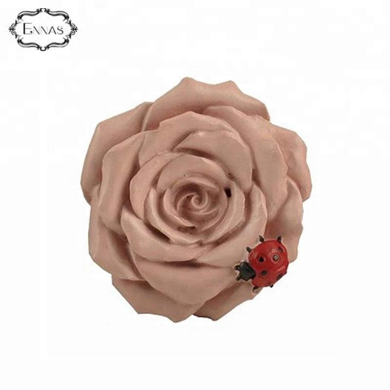 Best Quality Polyresin Flower Fridge Magnet Resin for Home