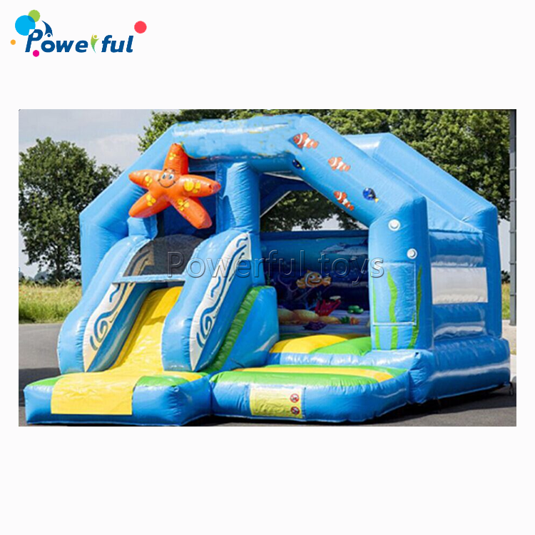 Indoor outdoor kids jumping castle inflatable bouncer castle
