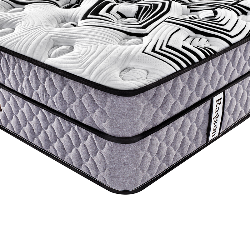 33cm double side use king size bonnell spring mattress
