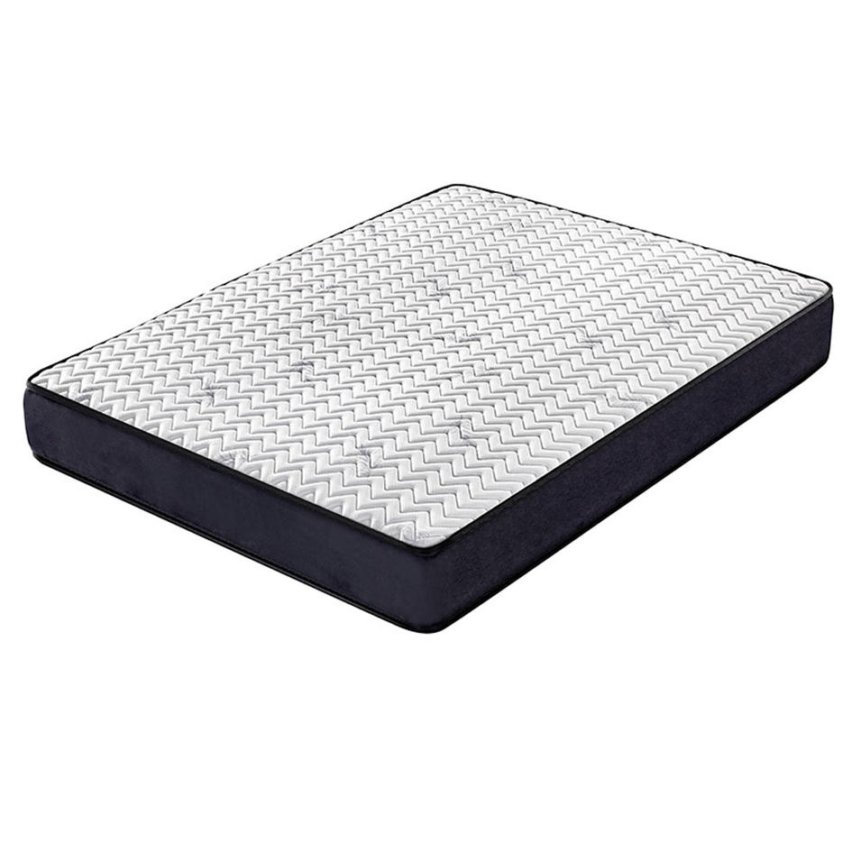 Custom low price bonnell spring mattress king size