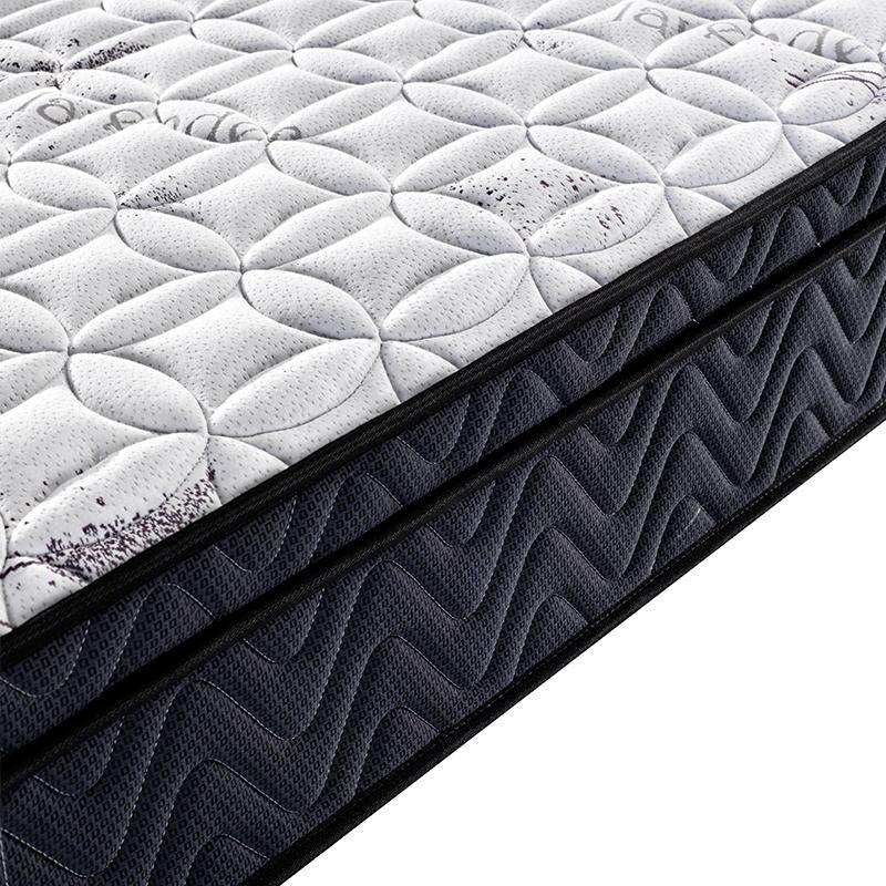 26cm europe top hard bonnell spring mattress