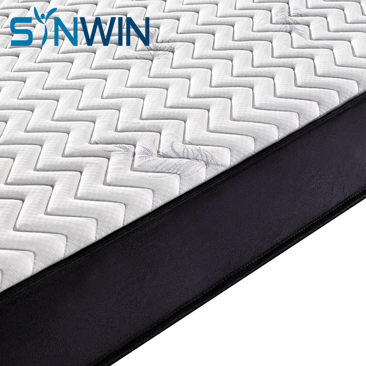 21cm bonell spring mattress cheap double sides used top hotel mattress queen size mattress