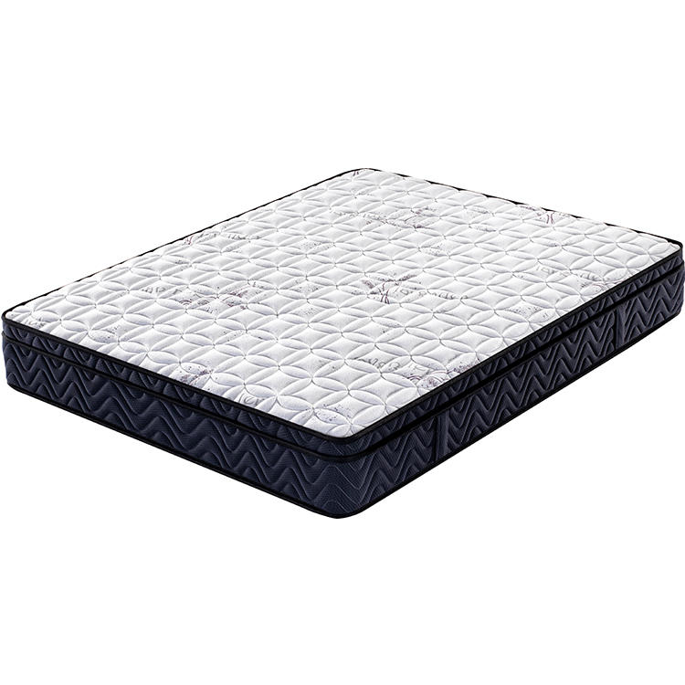 26cm euro top spring well mattress american standard mattress wholesale mattress manufacturer from china