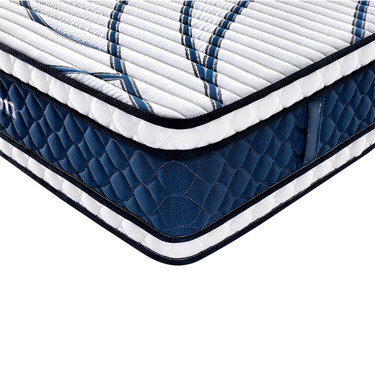 34cm high quality queen size bonnell spring mattress