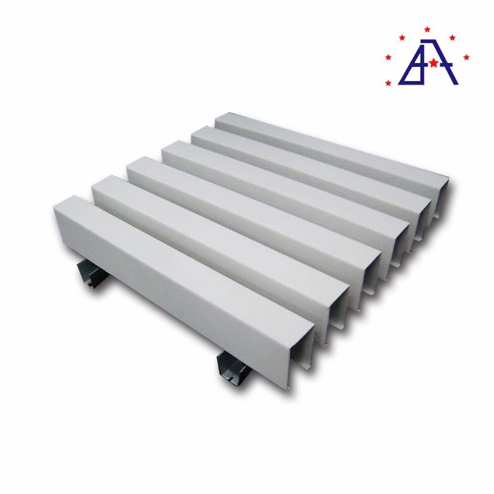 Sun Shade Aluminium Louver Panel Aluminium Sun Louver roof
