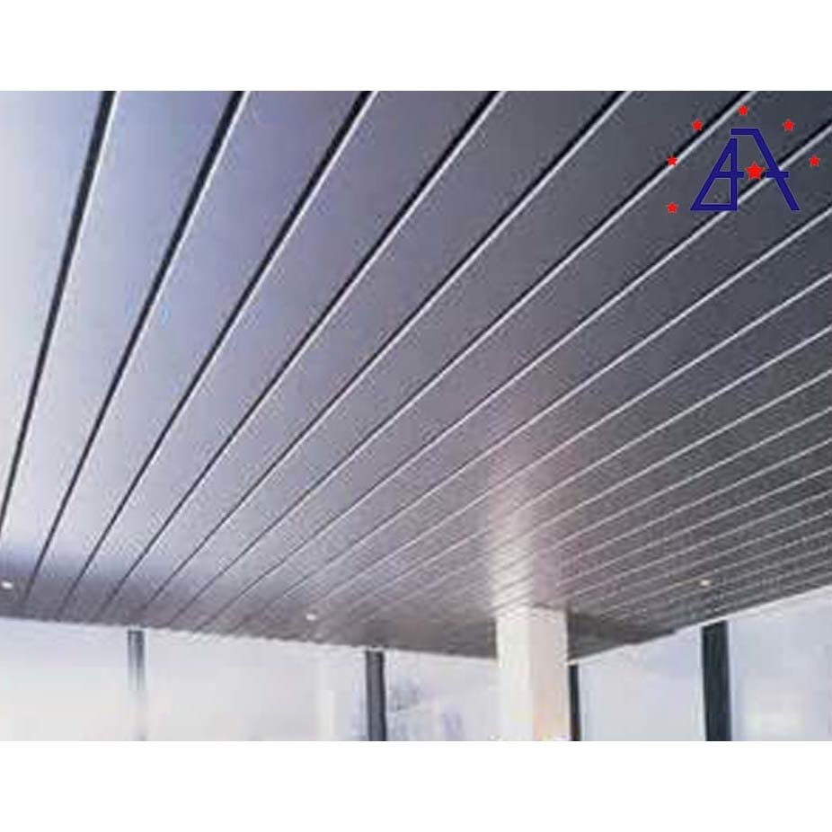 Modern House Energy-saving Aluminum louver roof waterproof