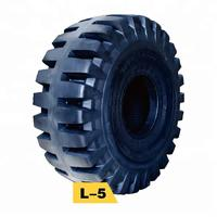 ARMOUR brand deep tread depth Loader tires 23.5-25 off the road tires for mining road