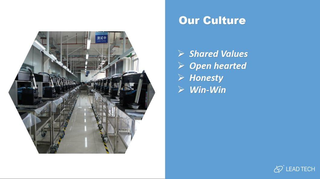 LEAD TECH continuous jet Supply for auto parts printing