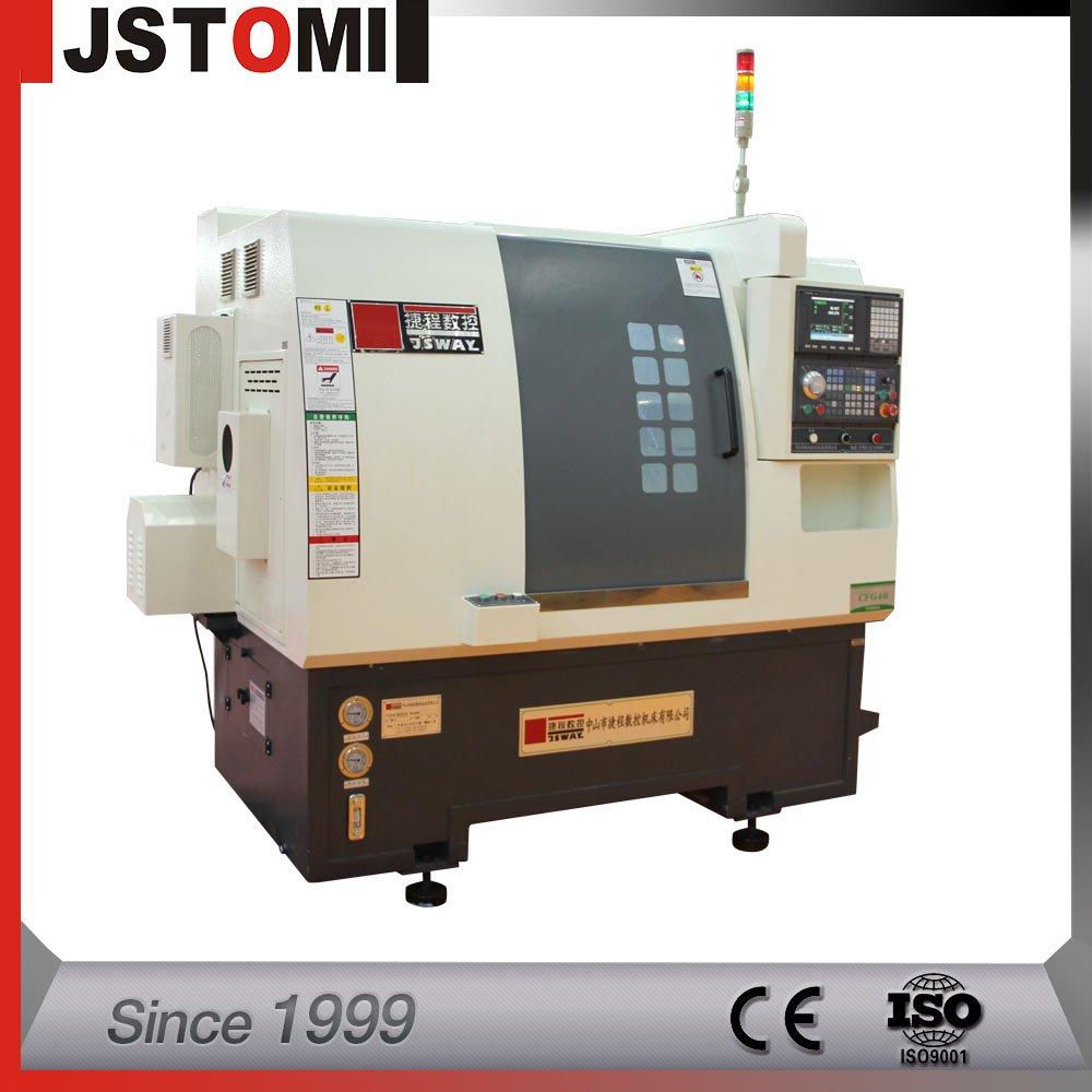 product-JSWAY-CZG46 2 Axis Slant Bed Horizontal Torno CNC En China-img