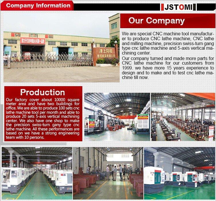 product-JSWAY-CZG46 2 Axis Slant Bed Horizontal Torno CNC En China-img-1