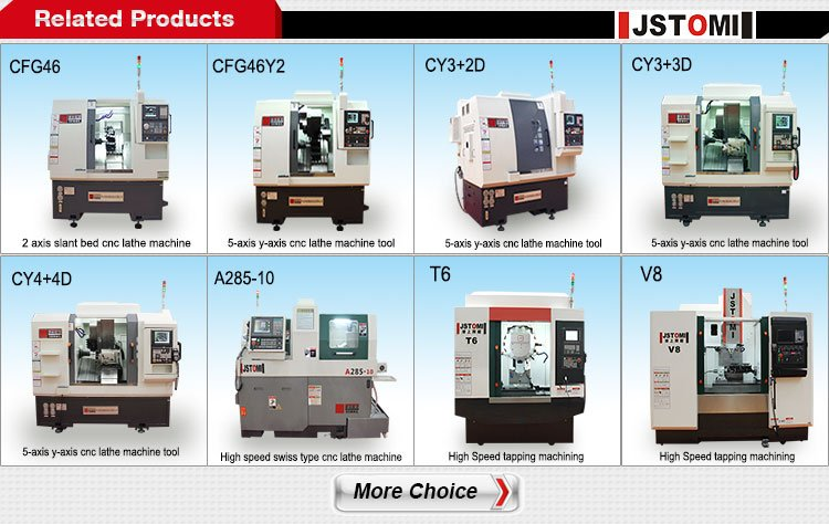 product-CZG46 2 Axis Slant Bed Horizontal Torno CNC En China-JSWAY-img