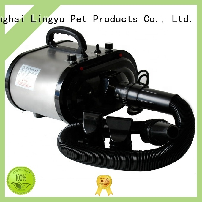 Lingyu high quality pet blower blower for pet hospital