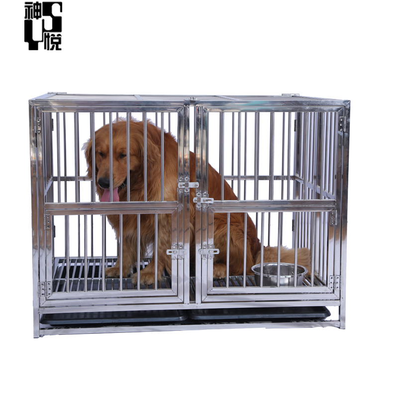 cage for dogs to travel Folding cage for dogs on sale