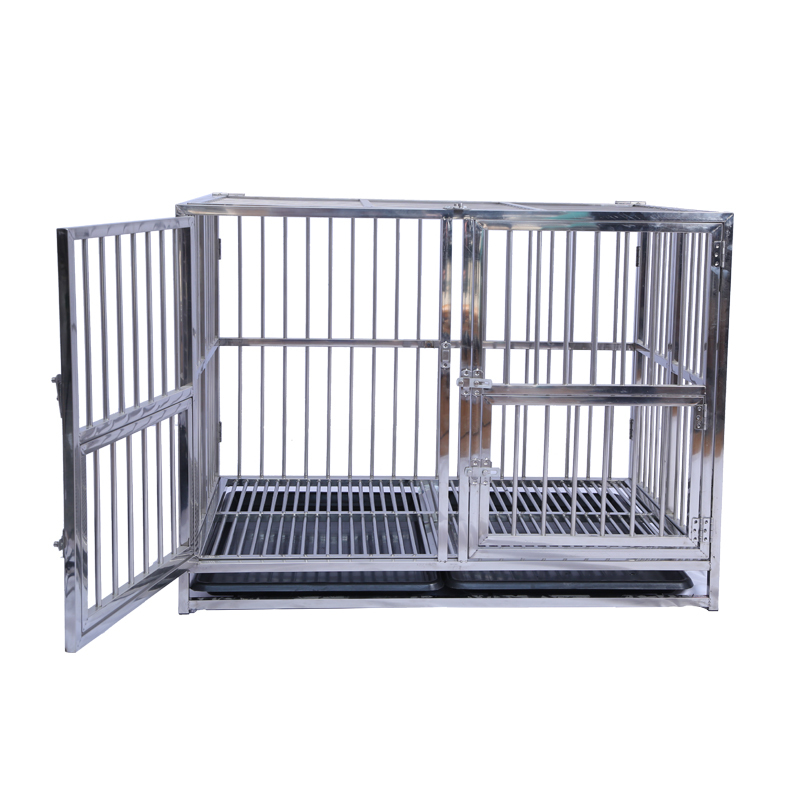 2019 new design hot on sale dog crates unique dog cages portable kennels for large dogs