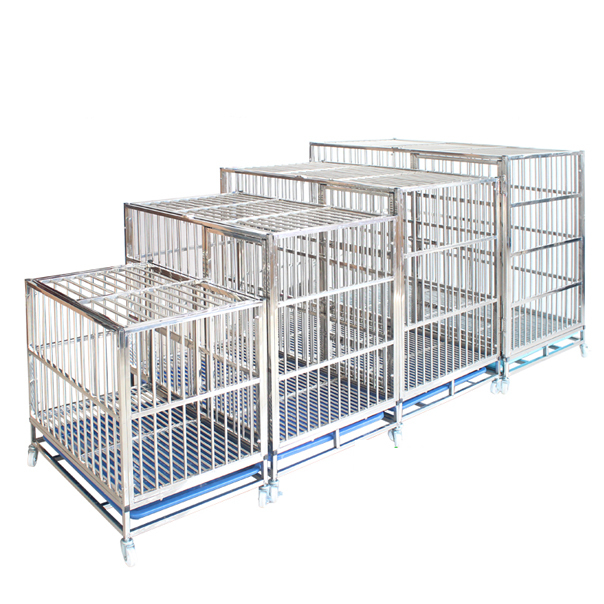 medium to large dog trap cage outdoor dog crates and kennels