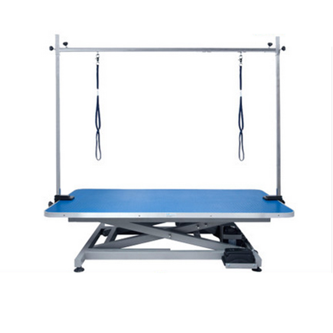 Different Colors Electric Lift Pet Grooming Table forLarge Dogs