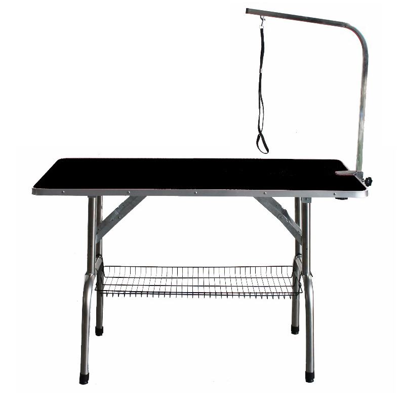 Portable Folding Stainless Steel Pet Dog Show Grooming Table