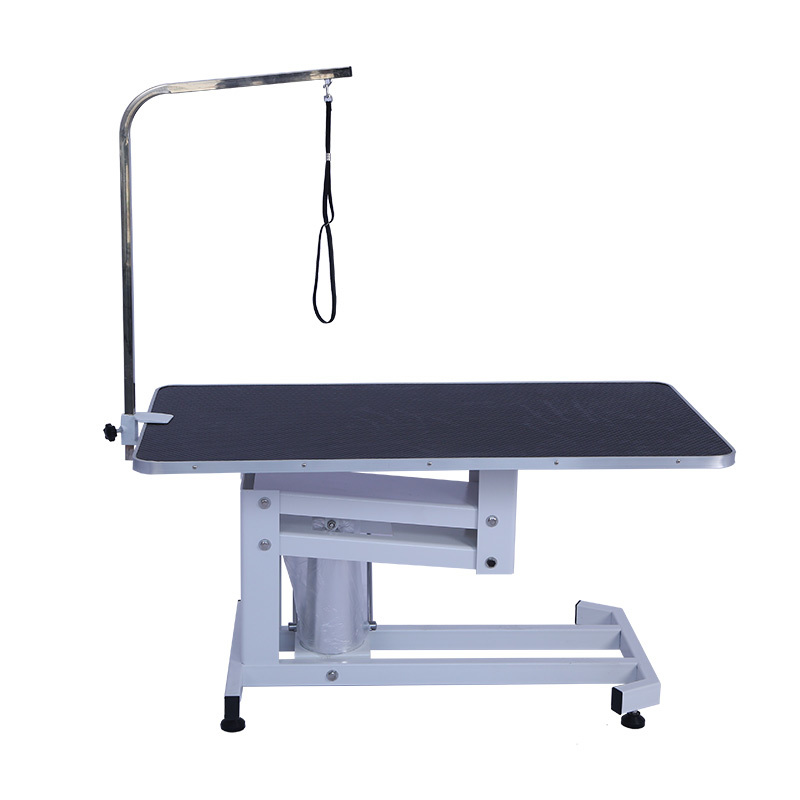 Black Stainless Steel Aeolus Pet Dog Hydraulic Grooming Table