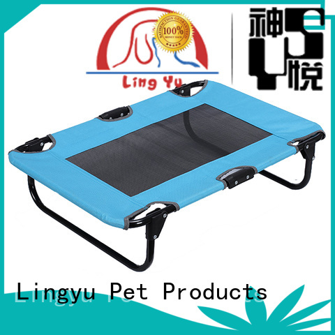 elevated elevated dog bed supplier for kennel