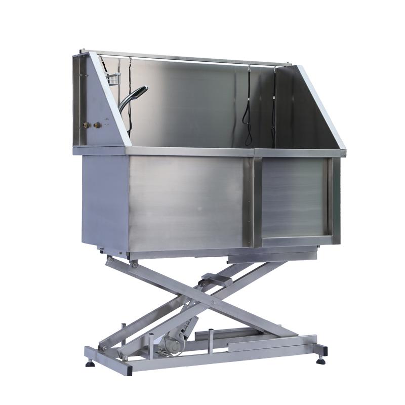 pet SPA bathtub electric dog grooming bath tub with factory price