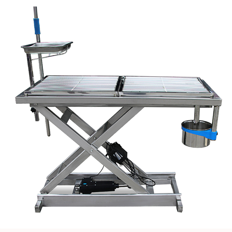 Stainless Steel pet veterinary animal operating table