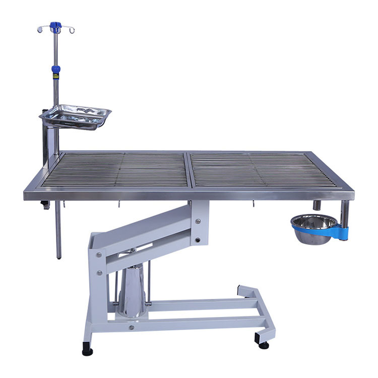 Veterinary Heated Surgery Table Pet Dog Electric Operating Table Vet Table