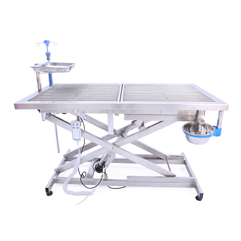 Surgical Animal Electric veterinary surgical table for pet operation
