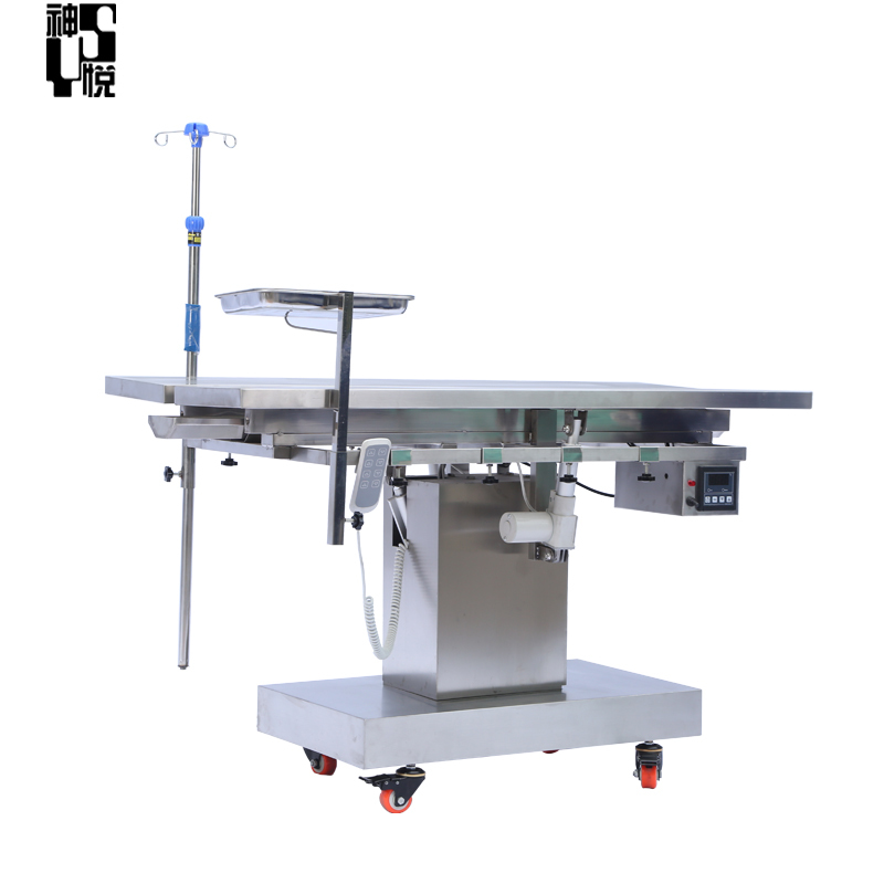 V-type thermostatic electric operating table