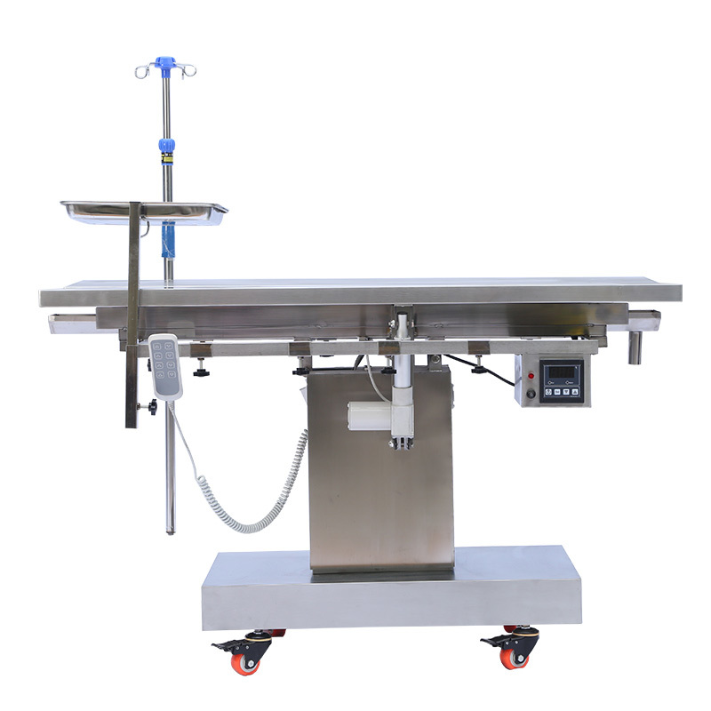 Pet Medical Veterinary Surgery Equipment Electric Operation Table