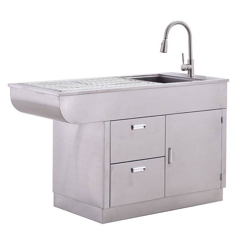 2019 you need new style pet disposal desk for dog washing