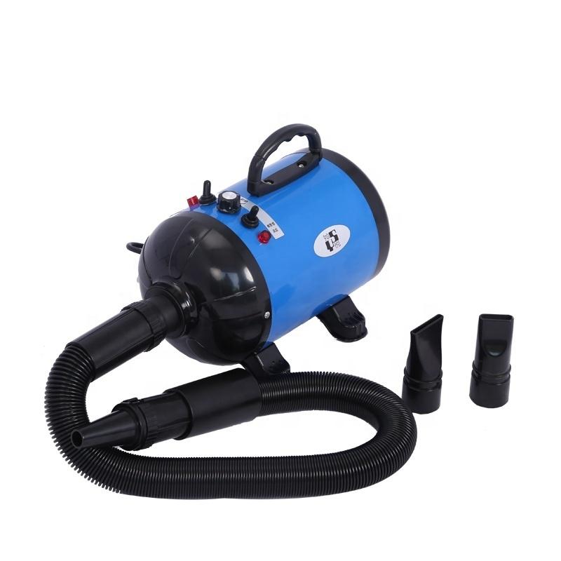 High Power Single Motor Mute Large Dog Dryer Pet Hair Dryer