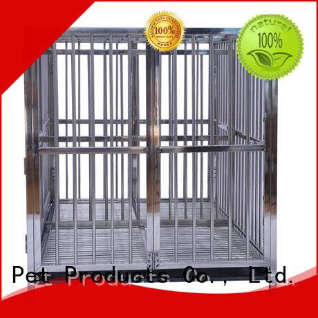 Lingyu wholesale dog cage manufacturer for pets