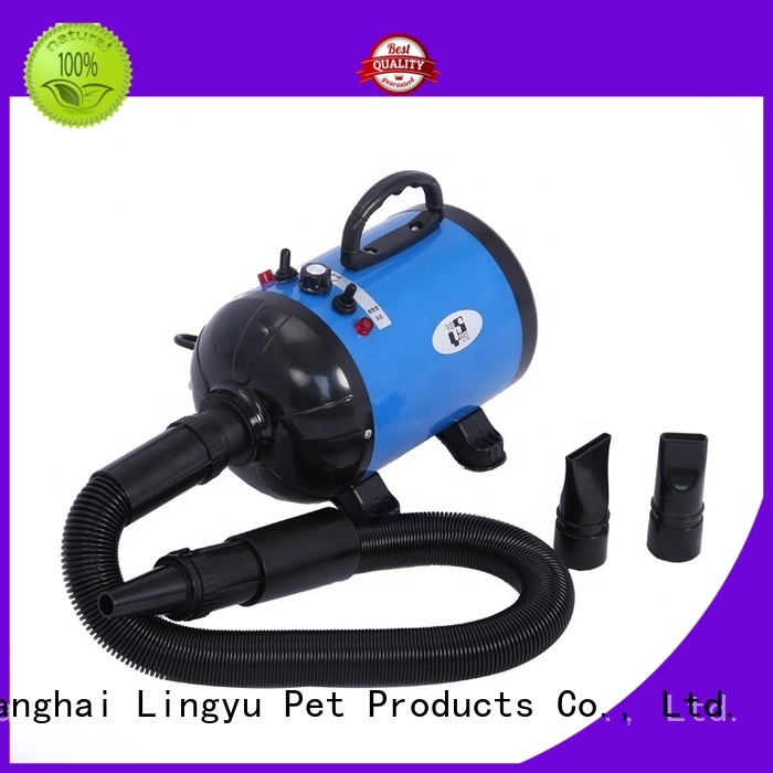 Lingyu cat pet grooming dryer for busniess for dogs