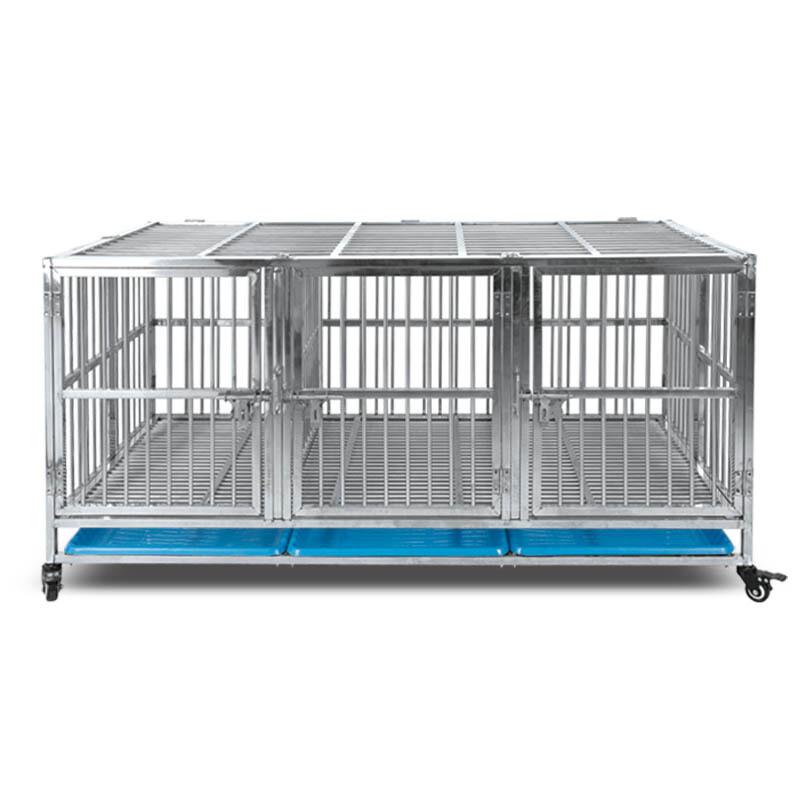 Multilayer Xxxl Modular Heavy Duty Dog Cage Kennel