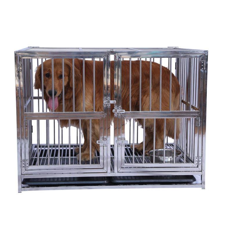 Direct factory sale Metal Pet Carrier Cages dog kennels crates