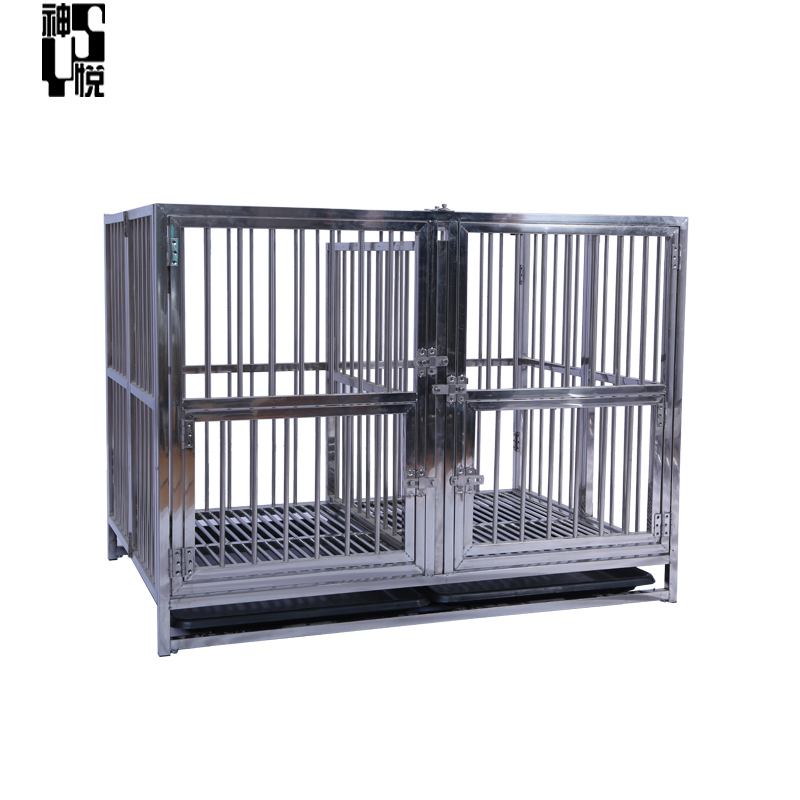 Manufactory supply new design outdoor pet cage pallet dog house
