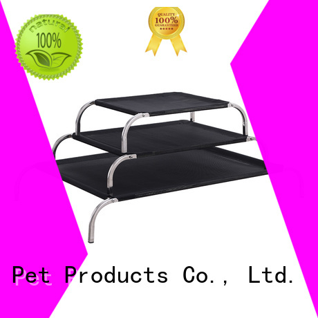 Lingyu raised dog bed for busniess for pet