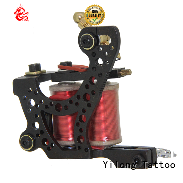 Yilong modern professional coil tattoo machines suppliers for tattoo